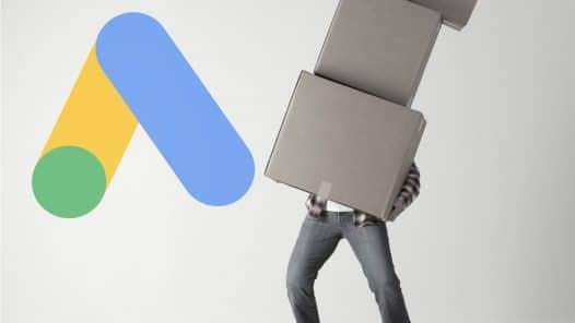 google ads segmentation setup