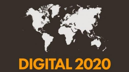 digital 2020 report global wearesocial