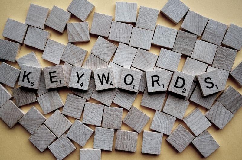 keywords στο ινσταγκραμ