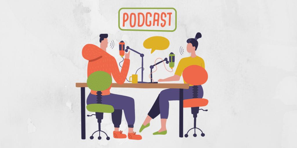 πως είναι διαθέσιμα τα podcasts